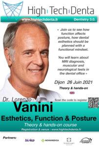 Esthetics, Function & Posture with Lorenzo Vanini - Clinic Protocol