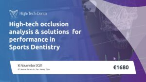 HIGH-TECH OCCLUSION ANALYSIS & SOLUTIONS FOR PERFORMANCE IN SPORT DENTISTRY