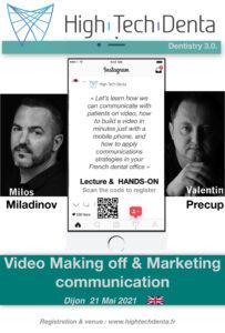Video Making off & Marketing